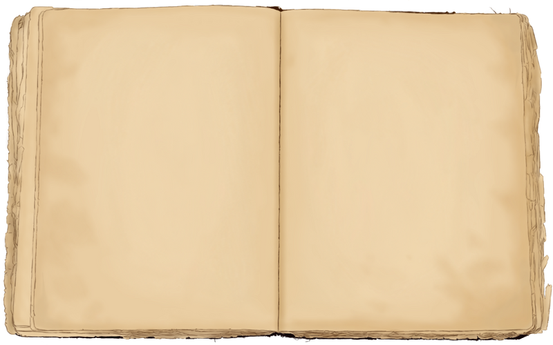 Related Images To Book Page Png
