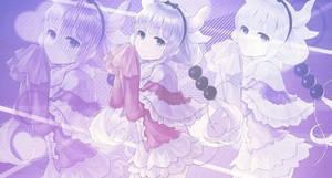 Kanna Kamui Wallpaper