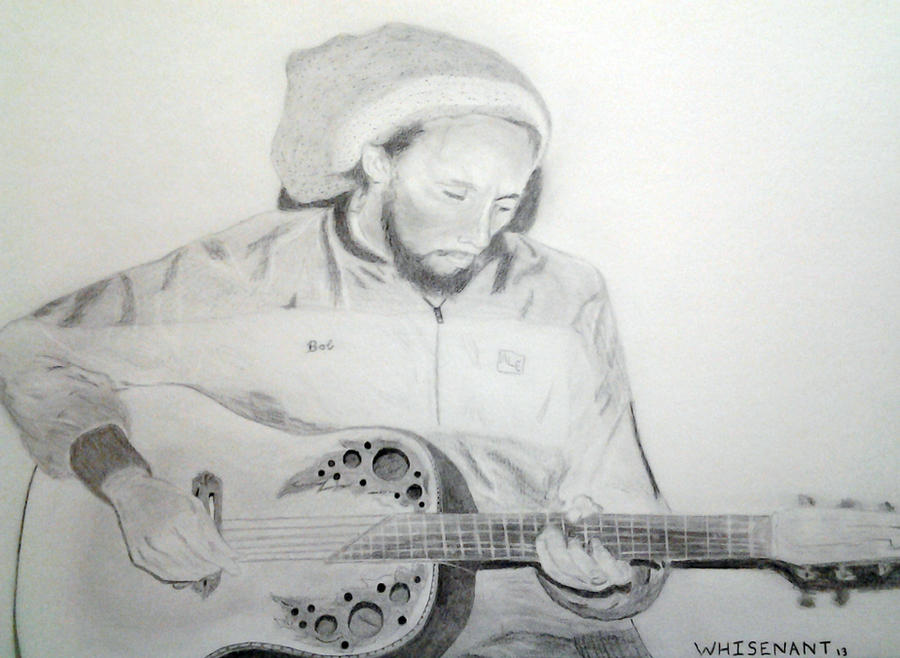 Bob Marley Lion Drawings Best Free