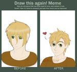 Redraw this meme - Jonathan