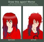 Redraw this meme - Dingo