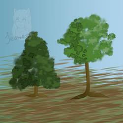 Dumb trees