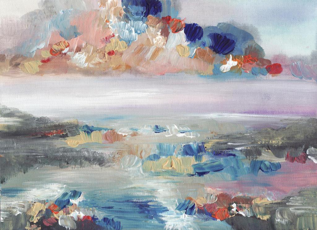 autumn sea fogs by Ondrejkova