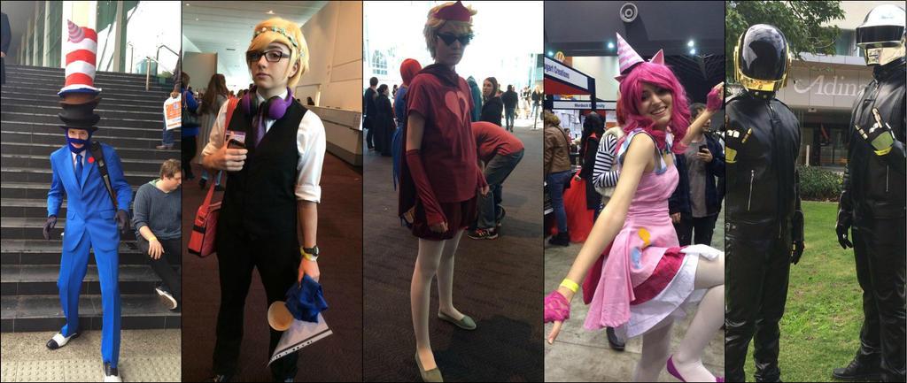 Supanova Perth cosplay 2014 by AmbiguousOuroboros
