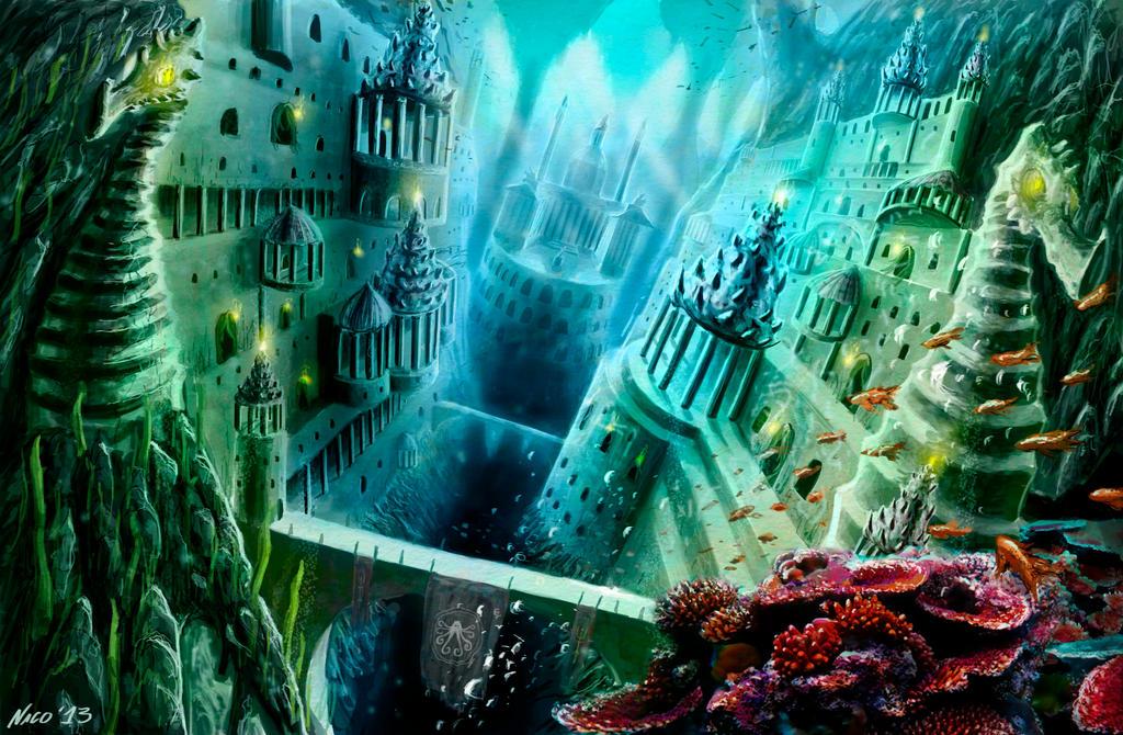 Dabu's deep by NikoKripton