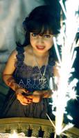 Birthday Girl by artiki