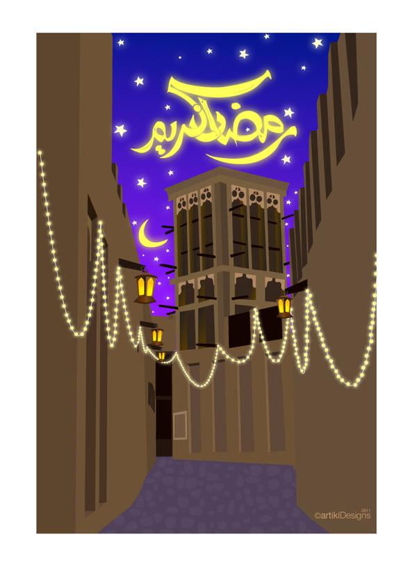Ramadan Kareem 2011 by artiki