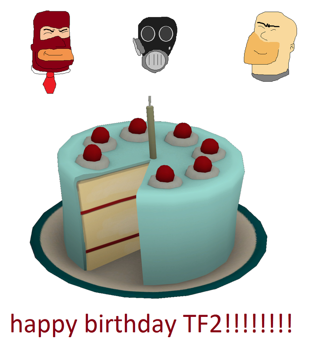 Birthday Gift For Team Fortress 2 By Boogeyboy1 On DeviantArt