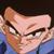 Dragon Ball GT Baby Goten Evil smirk icon