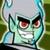 Danny Phantom Dark Danny Evil Grin icon by BoogeyBoy1