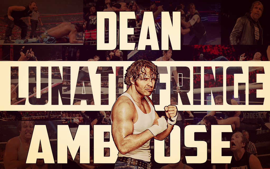 Dean Ambrose Wallpaper HD By Kristijanku27