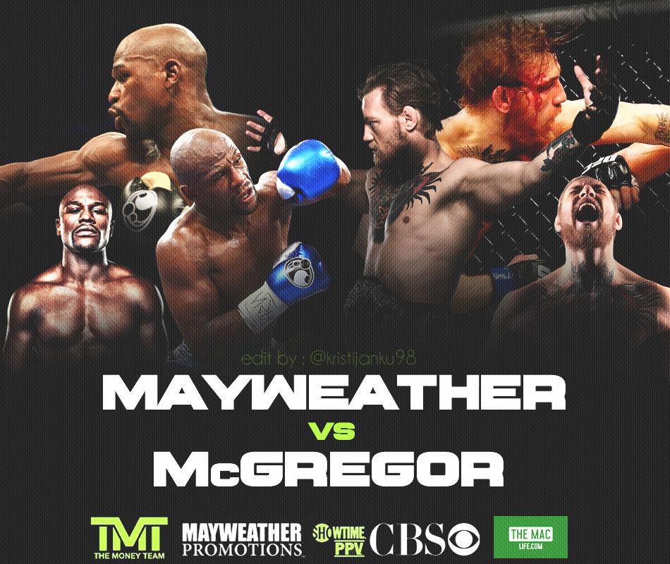 Floyd Mayweather Vs Conor Mcgregor By Kristijanku27 On
