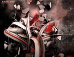 Digitalgraffiti Cover by VALIgraphics