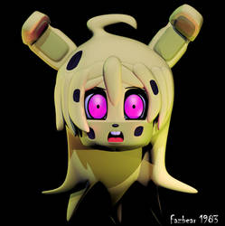 [FNIA/BLENDER] ANIME PLUSH TRAP by FnaFcontinued