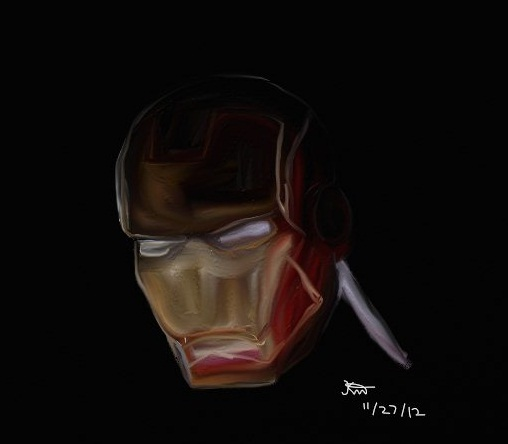 Iron Man by TemperTempest