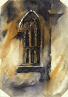 Gothic window by gaciu000