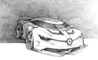Concept car by gaciu000