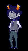 Zebruh Codakk (pixel doll)