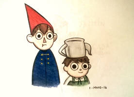 Wirt and Greg - Over the Garden Wall (01/05/16)