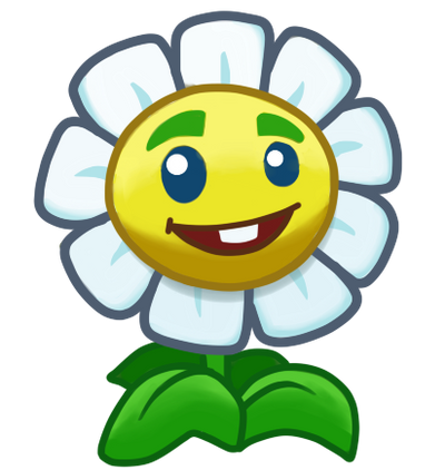 Marigold - Plants vs. Zombies 2 (08-05-14) by MiS4C on ...