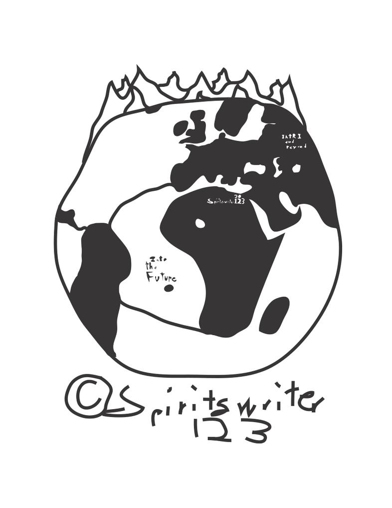 Spirits writer 123 2012... Into the Future by Spiritswriter123