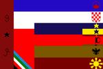 Alternate Yugoslav Flag