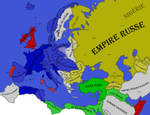 What is Europe but East and West