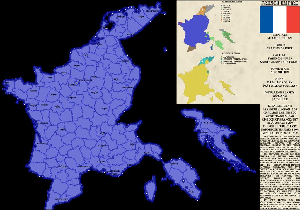 Map France 987.World Born At Tilsit France By Spiritswriter123 On Deviantart