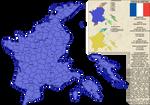 World Born at Tilsit: France