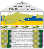 Results of the 1914 Russian Election by Spiritswriter123