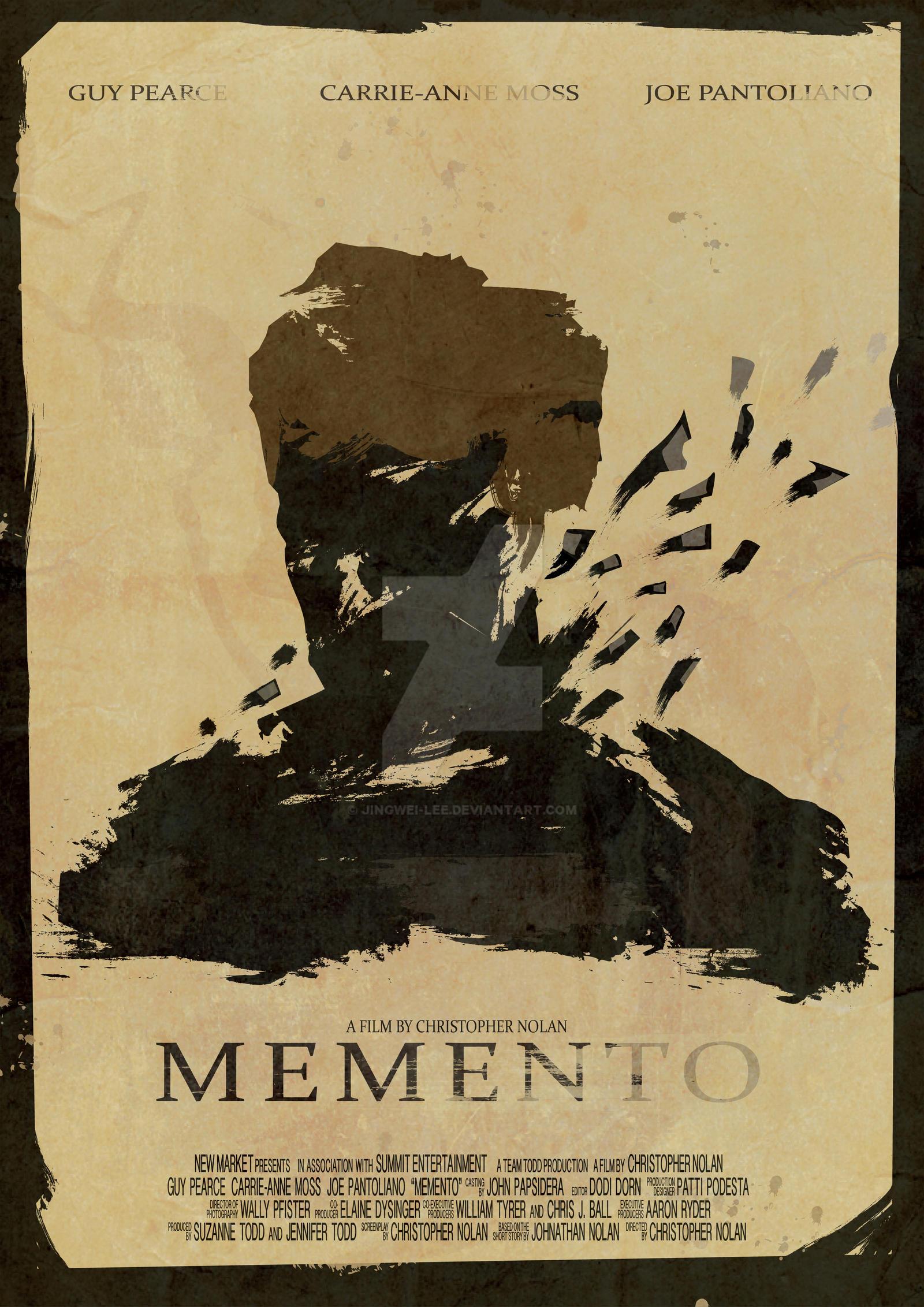 Risultati immagini per memento poster