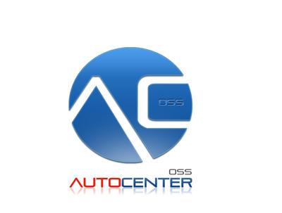 Auto Center Logo by gkcnorhan