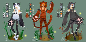 ADOPT AUCTION: AnimaBoys (OPEN)