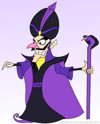 Aladdin Crossover - Jafar