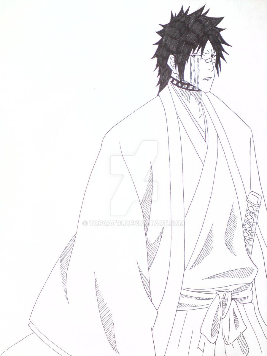 Hisagi Shuhei Captain by TOPCAT91