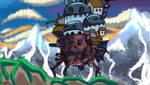 #5 Howl's Moving Castle