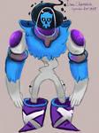 Day 23: BlueSkull