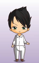ChibiMaker - Promised Neverland - Ray