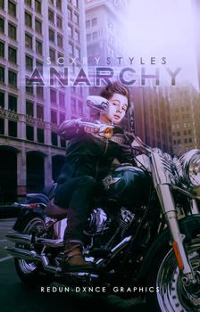 ANARCHY - WATTPAD COVER