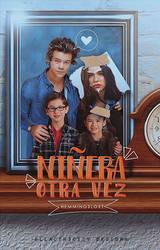 NINERA OTRA VEZ - WATTPAD COVER by AdmireMyStyle