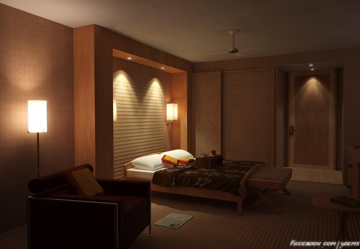 bedroom night scene by axel redfield on deviantart