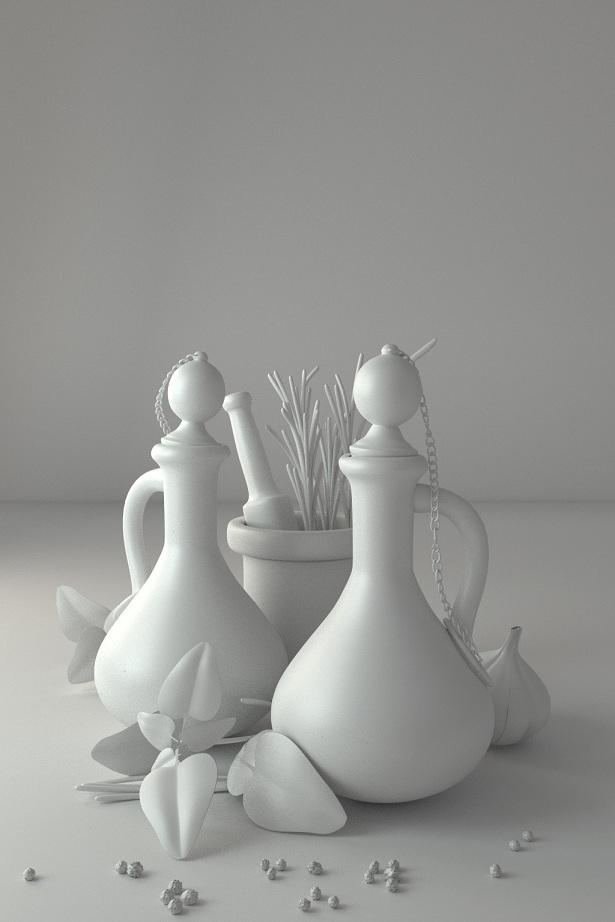 Italian style Clay render by aXel-Redfield