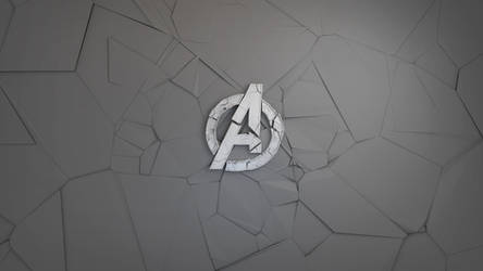 Avengers minimal desktop wallpaper by aXel-Redfield