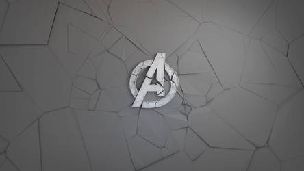 Avengers minimal desktop wallpaper by aXel-Redfield