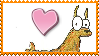 Llama Love Stamp by Weapons-Expert-Cool