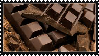 Chocolate Stamp by Weapons-Expert-Cool