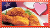 Fried Chicken Stamp by Weapons-Expert-Cool