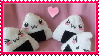 Cute Onigiris Stamps by Weapons-Expert-Cool