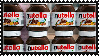 Nutellas Stamp by Weapons-Expert-Cool