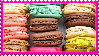 Macaroons Stamp by Weapons-Expert-Cool